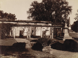 Residency, Aitken's Post, [Lucknow].